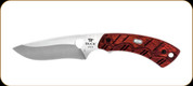 "Buck Knives - Open Season Skinner Fixed Blade Knife - 4.5"" Blade - Drop Point - S30V Stainless Steel - Rosewood Handle - 0537RWG"