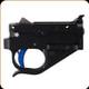 Timney Triggers - Trigger/Guard Complete Assembly - Ruger 10/22 2-3/4 lb -  Blue Shoe - Black - 1022-3C