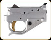 Timney Triggers - Trigger/Guard Complete Assembly - Ruger 10/22 2-3/4lb - Gold Shoe - Silver Housing - 1022-4C-16