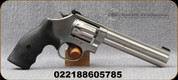 "S&W - 22LR - Model 617-6 - BlkSyn/SS, 6"" - 10rd - Mfg# 160578"