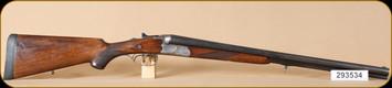 "Consign - JP Sauer & Sohn - 8x57R/16Ga - Drilling - 23.5"", dies, brass, bullets"