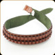 "Levy's Leather - Cartridge Belt - 2 3/4"" Walnut Magnum Calibers - 47"" - SN46-M-L-WAL"