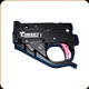 Timney Triggers - Trigger/Guard Complete Assembly - Ruger 10/22 - 2-3/4 lbs -  Red Shoe - Black Housing - 1022-2C