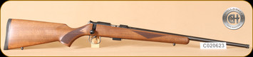"Cogswell & Harrison - 22LR - Certus - Walnut/Blued, adjustable trigger pull, 2 sling studs, 1/2"" UNF muzzle threading, 20"" - g"