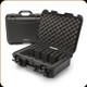 Nanuk - 925 - 4 Up Pistol Case W/Foam Insert - Black - 925-4UP1