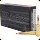 Hornady - 6.5 Grendel - 123 Gr - Black - ELD Match - 20ct - 81528
