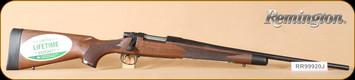 "Remington - Model Seven - 260Rem - CDL Classic, Wd/Bl, 20"""