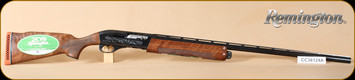 "Remington - 12Ga/2.75""/30"" - Model 1100 Classic Trap - Semi Auto Shotgun - High Gloss Walnut Stock/Blue Barrel, 4 Rounds, Mfg# 25333, S/N CC36124A"