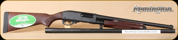 "Remington - 12Ga/3""/28"" - 870 -  Express, Wd/Bl, additional 18.5"" bfl"