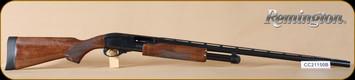 "Remington - 870 - 12Ga/3""/28"" - Wingmaster, Wd/Bl, high gloss finish, S/N: CC21150B"