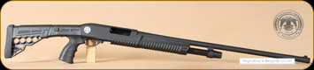 "Huglu - Atrox A - 12Ga/3""/26"" - BlkSyn, adjustable stock, Mobile Chokes"