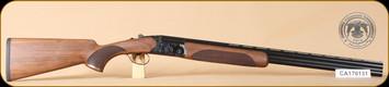 """Huglu - 103DE - 12Ga/3""""/26"""" - Wd/Bl, case colored receiver, mobile choke"""