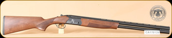 "Huglu - 12Ga/3""/26"" - Eagle G - Turkish Walnut/Black Receiver/Chrome-Lined Barrels, mobile choke, SKU# 8681715390734, S/N CA170139"