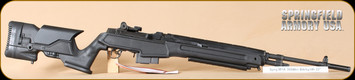 Springfield - 308Win - M1A MP9226 - Precision Adjustable, Blk Syn/Carbon Fiber Stock, 22""