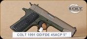 Colt - 45ACP - 1991-A1 - OD Green/Flat Dark Earth, 5""