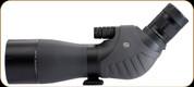 Sig Sauer - OSCAR7 HDX - 20-60x 82mm - Angled Body - Graphite - Demo Model