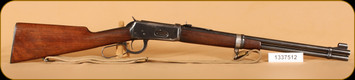 "Consign - Winchester - 30-30Win - 1894 - Wd/Bl, 20"" bbl PCMR (Pacific Coast Militia Rangers)"