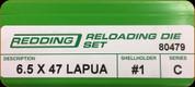 Redding - Full Length Sets - 6.5/47 Lapua - 80479