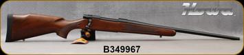 """Howa - 30-06SPRG - 1500 - Hunter Package, Wd/Bl, 22"""" Bbl c/w Nikko Stirling Gameking Illum. 3.5-10x44 LRX - S/N B349967"""