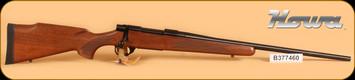 """Howa - 308Win - 1500 - Hunter Package, Wd/Bl, 22"""" Bbl c/w Nikko Stirling Gameking Illum. 3.5-10x44 LRX s/n: B377460"""