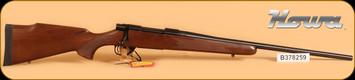 """Howa - 22-250Rem - 1500 - Hunter Package, Wd/Bl, 22"""" Bbl c/w Nikko Stirling Gameking Illum. 3.5-10x44 LRX s/n: B378259"""