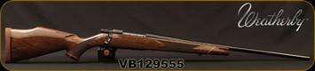 "Weatherby - 300WinMag - Vanguard S2 - Deluxe, Gloss Walnut/Blued, 24""Barrel"