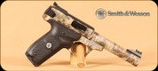Smith&Wesson - 22LR - SW22 Victory - Kryptek Highland Camo, 2 Mags, 5.5""