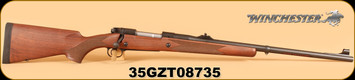 """Winchester - 375H&H - Model 70 - Safari Express, 24"""" With Sights"""