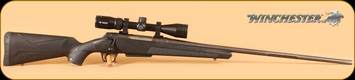 "Winchester - 300WinMag - XPR - Blk Syn, 26"", c/w Vortex Crossfire II 3-9x40 Dead Hold BDC"