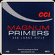 CCI - Magnum Large Rifle Primers - No. 250 - 100ct - 0015