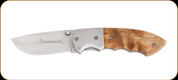"Browning - Whitetail Tin Case - 4"" Knife Blade"