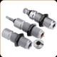Hornady - Full Length Dies - 40 S&W/10mm w/Shellholder - 3 Die Set - American Series - 486533