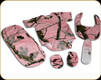 Baby Real Tree Pink Camo - 5pc Outfit