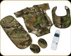 Baby Real Tree Camo - 5pc Outfit