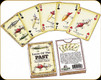 Antique Lure Playing Cards