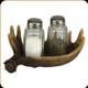 River's Edge - Moose Antler - Salt & Pepper Shaker Set - 2070