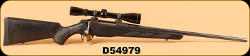 Consign - Tikka - 30-06Sprg - T3 Lite - c/w Leupold Vari-X II 3-9x40, Duplex - In grey hard case