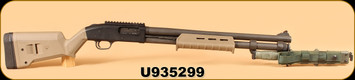 "Used - Mossberg - 12Ga/3""/20"" - M590A1 - Magpul MOE Forend, Magpul SGA Buttstock, OKC Bayonet"