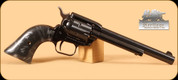 """Heritage - Roughrider - 22LR - Bl/Black Pearl Grips, 6.5"""""""
