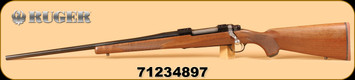 """Ruger - 30-06Sprg - M77 - Hawkeye, Wd/Bl, 22"""", LH - Left Hand (s/n: 71234897)"""