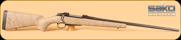 """Sako - A7 - 270Win - Roughtech Pro, Desert Tan w/ Blk Web, 24.4"""""""