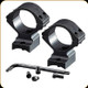 "Talley - Lightweights - 1"" Medium - Browning AB3 Scope Mount Rings - Matte (Browning Packaging)"