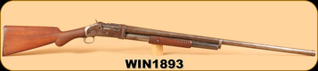 """Consign - Winchester - 12Ga/32"""" - Model 1893 - Missing Some Screws"""