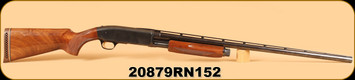 "Consign - Browning - 12Ga/3""/30"" - BPS Field - Fixed Full Choke, c/w Extra 12Ga/3""/28"" Field Bbl (Fixed - Mod)"