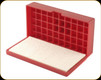 Hornady - Case Lube Pad & Reloading Tray - Red - 020043