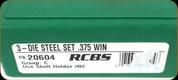RCBS - Full Length Dies - 375 Win - 20604