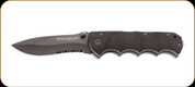 Boker - Magnum Stealth - 8.9cm Blade - 440A Aluminum - 01RY247