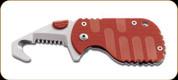 Boker - Plus Rescom Red - 4.8cm Blade - Aus-8 Synthetic - 01BO584