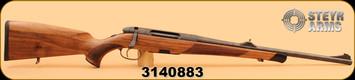 """Steyr - 270Win - CL II - Wd/Bl, 20"""""""