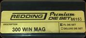 Redding - Premium Full Length Die Set - 300 Winchester Magnum - 66153